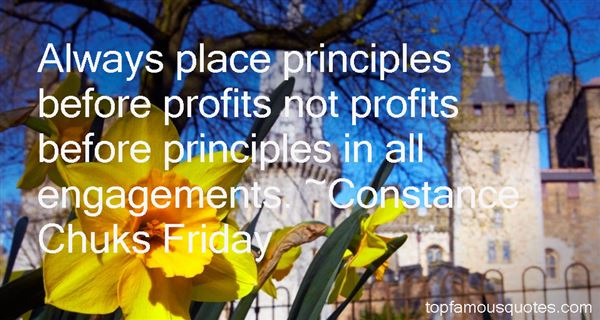 Quotes About Principles