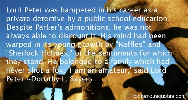 Quotes About Private Education