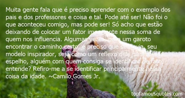 Quotes About Professores