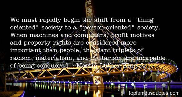 Quotes About Profit Motive