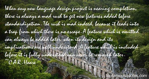 Quotes About Project Completion