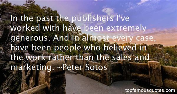 Quotes About Publishers