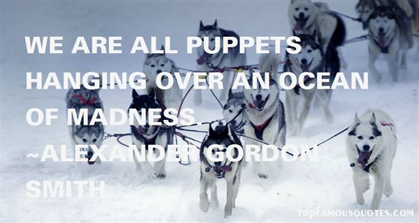 Quotes About Puppet