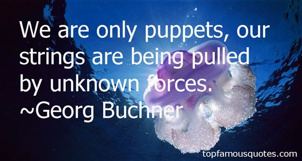 Quotes About Puppet Strings