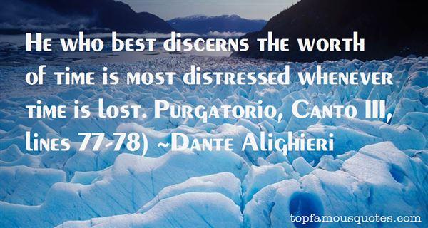 Quotes About Purgatorio
