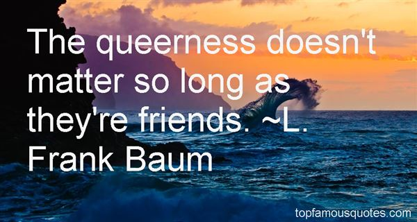 Quotes About Queerness