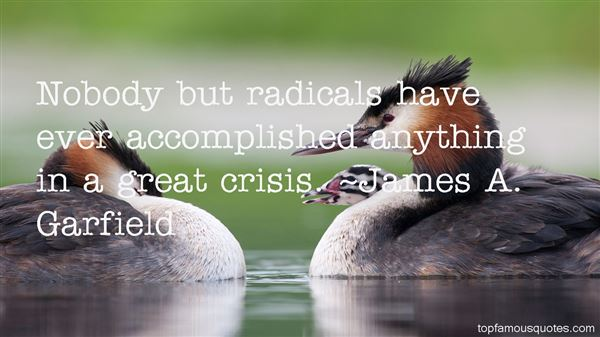 Quotes About Radical
