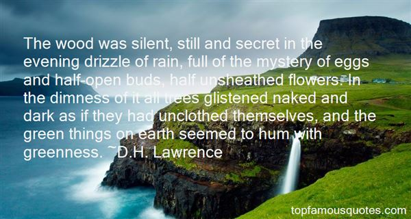 Quotes About Rain And Flowers