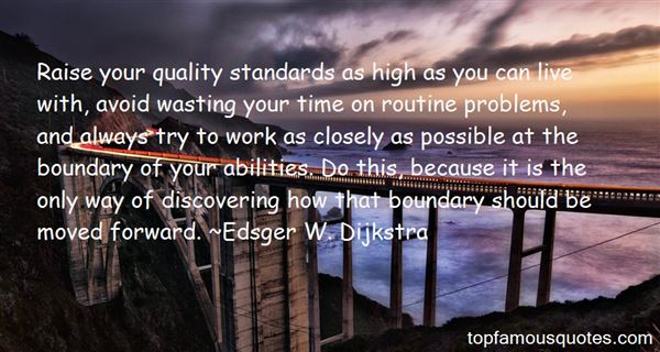 Quotes About Raise Your Standards