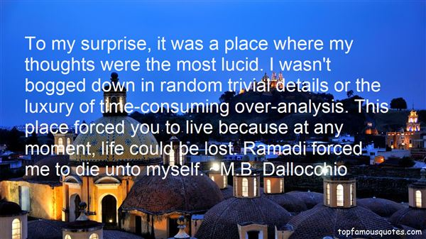 Quotes About Random Trivia
