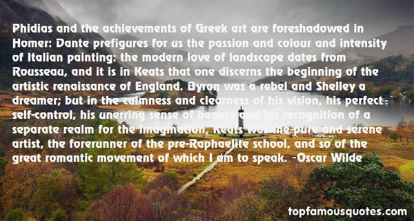 Quotes About Raphaelite