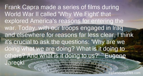 Quotes About Reasons For War