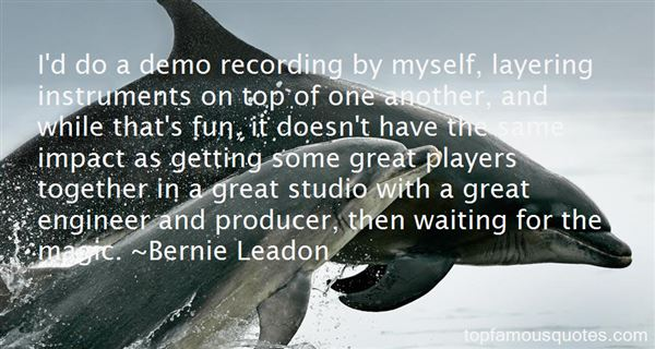 Quotes About Record Players