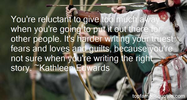 Quotes About Reluctant Love
