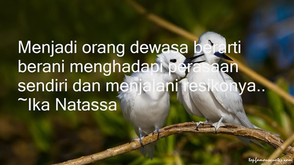 Quotes About Resiko