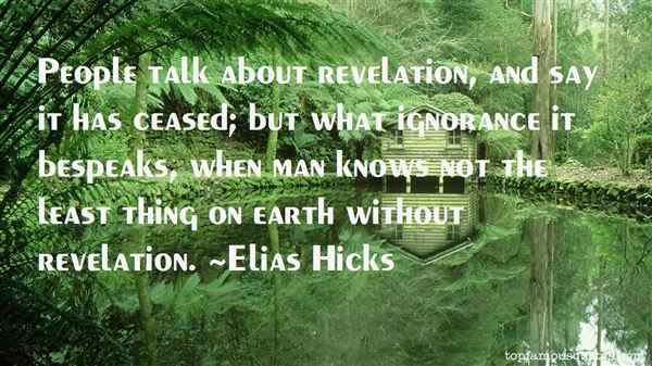 Quotes About Revelation