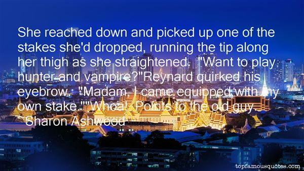 Quotes About Reynard