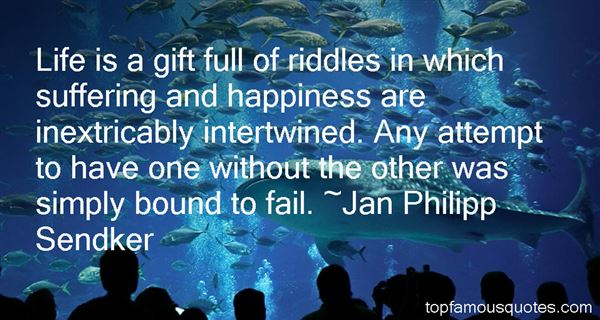Quotes About Riddle