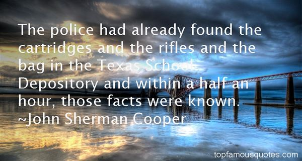 Quotes About Rifles