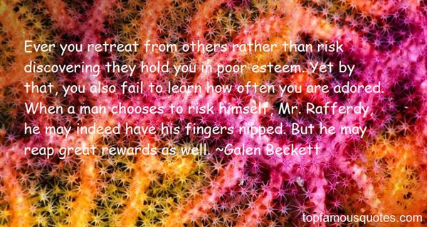 Quotes About Risk Reward