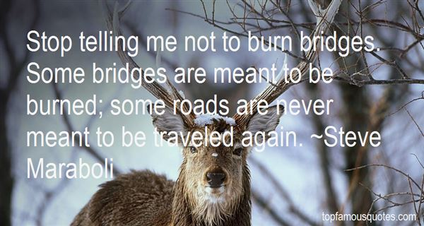 Quotes About Roads Traveled