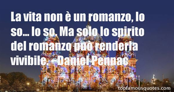 Quotes About Romanzo