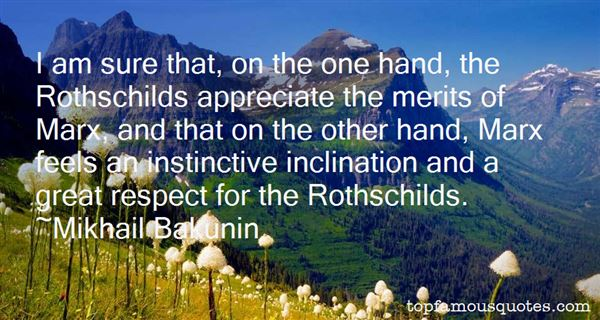 Quotes About Rothschild