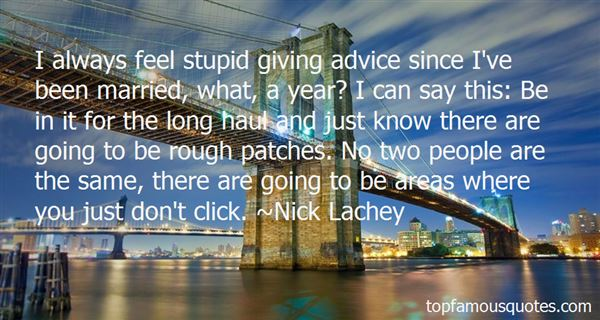 Quotes About Rough Patches