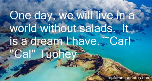 Quotes About Salads