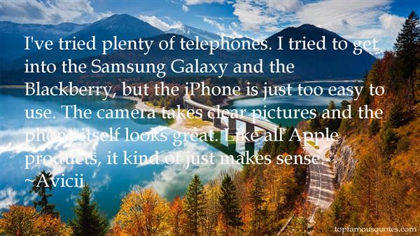 Quotes About Samsung Galaxy
