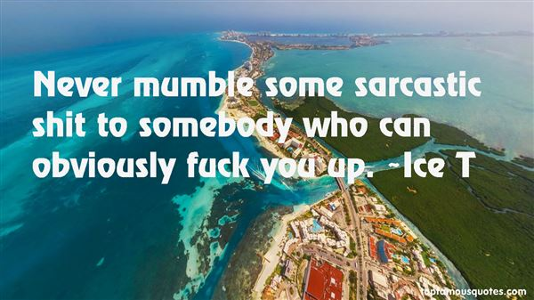 Quotes About Sarcastic Obvious