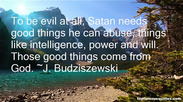 Quotes About Satan
