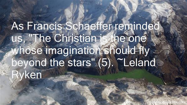 Quotes About Schaeffer