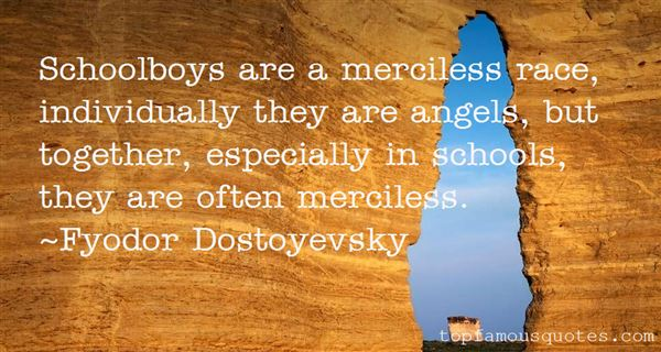 Quotes About Schoolboys