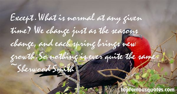 Quotes About Seasons