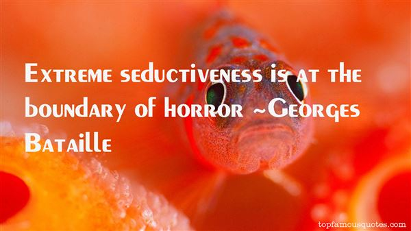 Quotes About Seductiveness