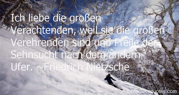 Quotes About Sehnsucht