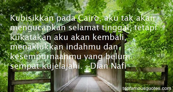 Quotes About Selamat