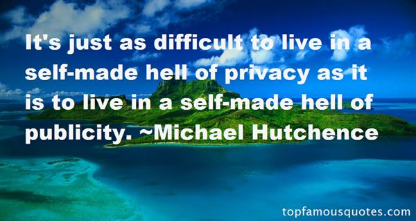 Quotes About Self Publicity