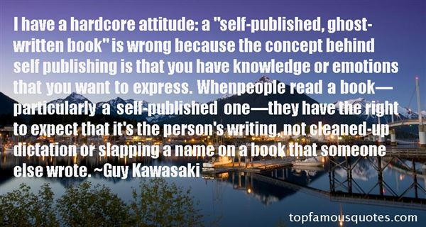 Quotes About Self Publishing