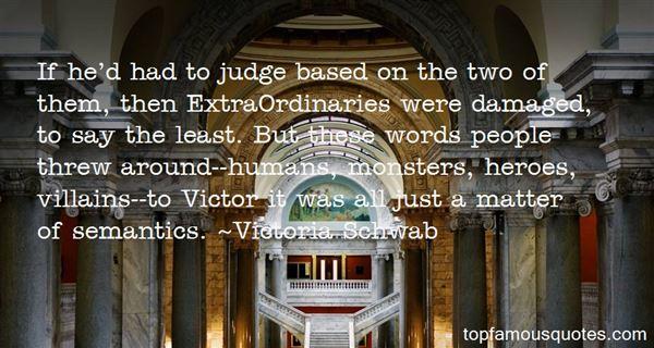 Quotes About Semantics