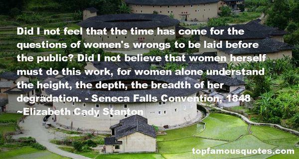 Citaten Seneca Falls : Seneca falls convention quotes best famous about