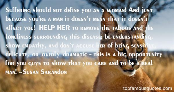Quotes About Sensitive Guys