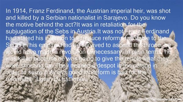 Quotes About Serbian