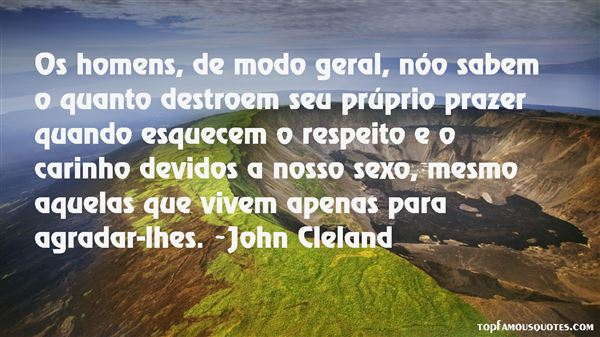 Quotes About Sexo