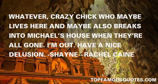 Quotes About Shayne