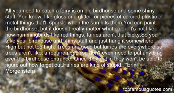 Quotes About Shiny Things