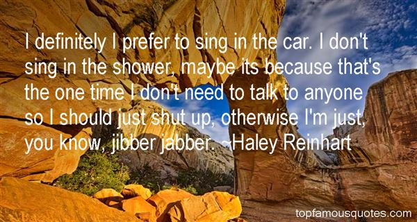 Quotes About Shower