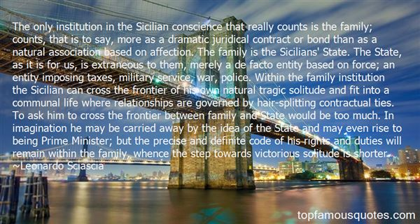Quotes About Sicilian Family