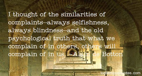 Quotes About Similarities